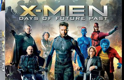 X-men, days of future past en blu-ray ultra hd