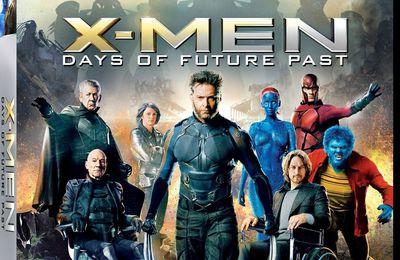 X-men, days of future past en blu-ray ultra hd