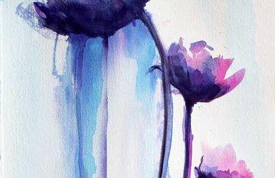 Petites fleurs des champs....