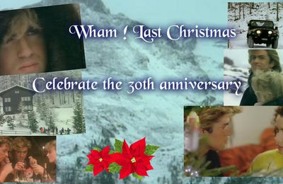 Birthday 30 years Last Christmas in Red and Green !!