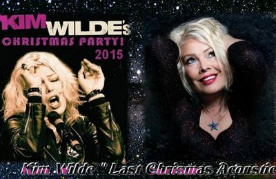 Kim Wilde Last Christmas Acoustic !!
