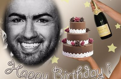 George Michael Happy Birthday !! (Second part)