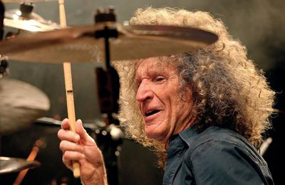 Happy birthday, Tommy Aldridge