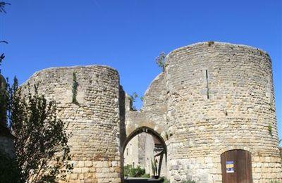 Randonnée à Yèvre le Châtel, un des plus beaux villages de France