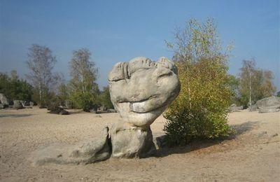 Le massif des Trois Pignons (forêt de Fontainebleau)