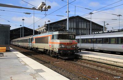 Les locomotives électriques BB de la série 22200