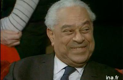 Gaston Monnerville chez Bernard Pivot, ( 1975 ) sur le racisme et la France.