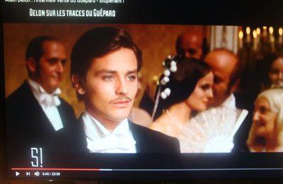 Alain Delon, grand acteur, personnalité riche, questionné par Léa Salamé …. séduite. ( Fabuleux ).