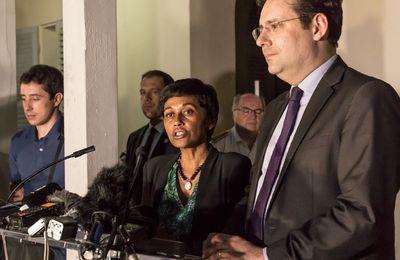 En Guyane, les inconséquences d'Ericka Bareigts, et du néo ministre de l'intérieur, par L des Philippiques.