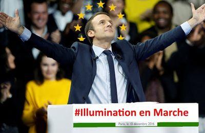 Best of Macron : une charmante anthologie, que les Scrutatoriens apprécieront, j'en suis sûr