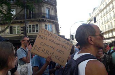 Hier, à Paris, c'était la GayPride. A quoi sert-elle ?