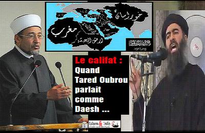 Innocence, ou IMPUDENCE ? Tarek Oubrou, vieil ami d'Alain Juppé redoute que les musulmans de France soient considérés comme des boucs émissaires !!! ( SIC ! ).