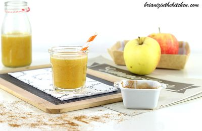 Jus {Pommes / Cannelle}