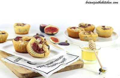 Muffins Figues & Miel
