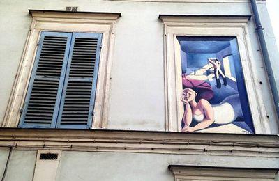 Petite rue bucolique de Paris, Rue Crémieux