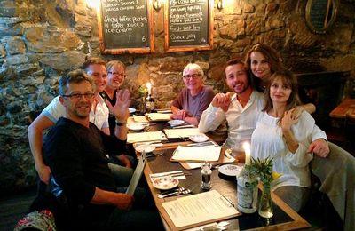 Doria en Ecosse (7)... Pub Kings Wark à Edimbourg