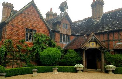 Week-end en Angleterre (2017)... Horley, Langshott Manor