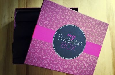 My sweetie box Mirror of Beauty - Présentation & TOP 3