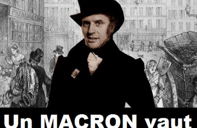 Thiers/Macron: le même égoisme de classe!