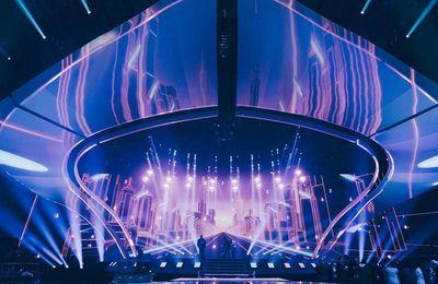 Eurovision 2017 - Kiev : la scène