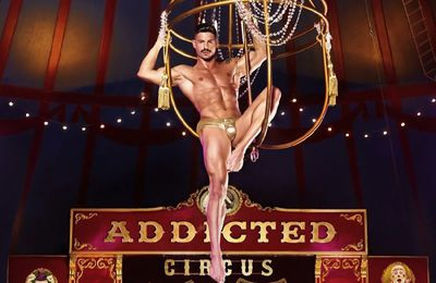 ADDICTED Underwear : Circus : 2017 Campagne