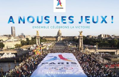 Jeux olympique 2024, c'est Paris !