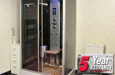 How a steam shower will help you to improve your well being