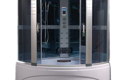 Steam Shower Cubicle Features