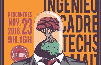 Rencontres d'Options : Jeunes Ingés,  Cadres, Tech : Travail, Engagement, Avenir