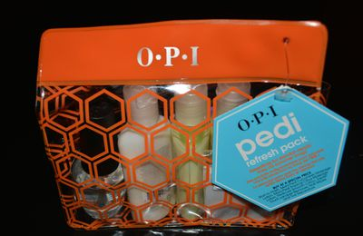 Review - Kit OPI Manucure et Pedicure