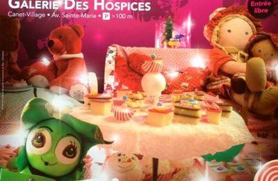 Galerie des Hospices, féerie gourmande par Frédérique Latour