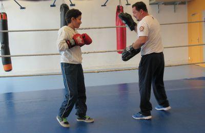 Boxe française : Dommage pour les absents