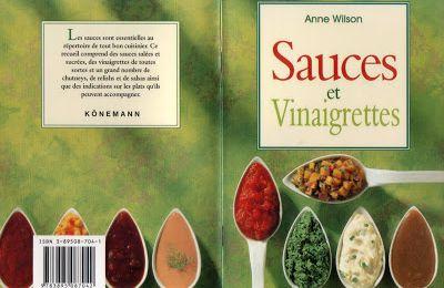 Télecharger Sauces Et Vinaigrettes