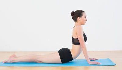 Perdre son ventre avec le yoga
