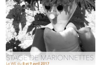 Stage Marionnettes