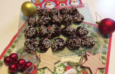 Chouquettes au chocolat au Thermomix