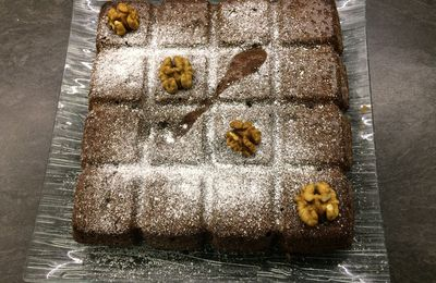 Brownie aux marrons