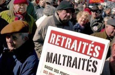 La preuve par les chiffres : si MACRON à la majorité le 18 juin … neuf millions de retraités, à partir de 1200 euros de pension mensuelle, vont voir leur CSG augmenter !