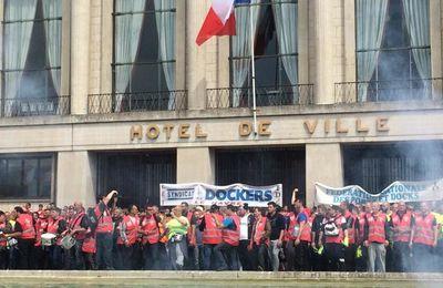 Loi travail, Le Havre, Edouard Philippe, de quel bord es-tu?