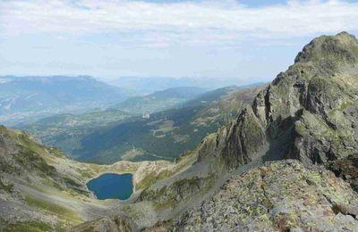Le col de la Mine de Fer (2400 m.) - Adapar