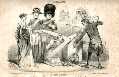 Censorship of Caricature and the Theater in Nineteenth-Century France: An Overview
