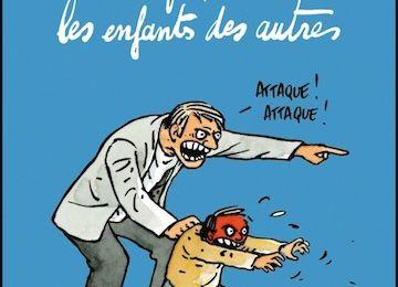 """""""L'enfer, c'est les enfants des autres"""" : recueil de dessins de Pascal GROS"""