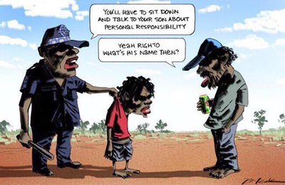 This racist cartoon has sparked a battle over Australia's hate speech laws