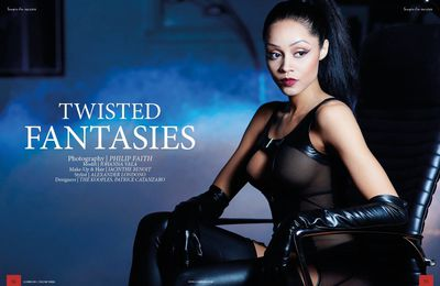 Twisted fantasies avec Patrice Catanzaro
