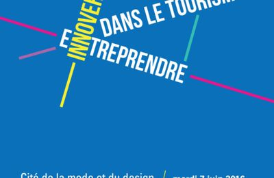 👍❗ Evenement  #france #tourisme #innovation #EIT2016