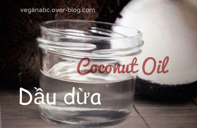 Dầu dừa - Coconut Oil