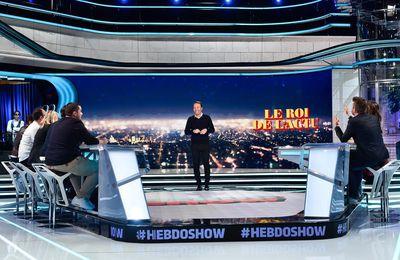 L'hebdo show avec Arthur : 2e numéro ce soir à 22h50 sur TF1