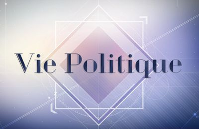 Vie Politique, le nouveau magazine politique de TF1, le dimanche 12 juin 2016 à 18h40