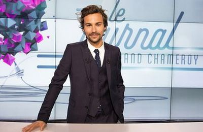 La Revue de Tweets Tv: Chameroy, Le Grand 8, iTELE, Marianne James, Capital, D&Co, LCI, Audiences, Taratata, Séries...