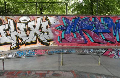 Street Art : Graffitis & Fresques Murales 75012 Paris